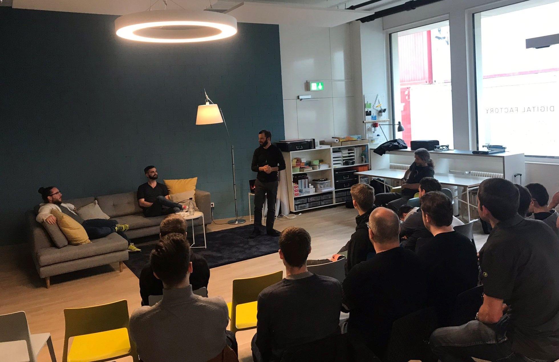 BärnerJS Talks